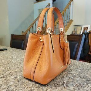 effda7c23b0aa Michael Kors Bags - Michael Kors Brooklyn Small Leather Satchel